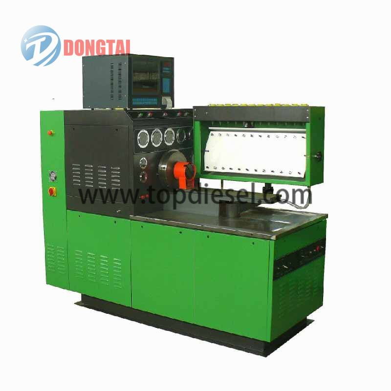 China DTS619-II(SLOPE) Diesel Injection Pump Test Bench