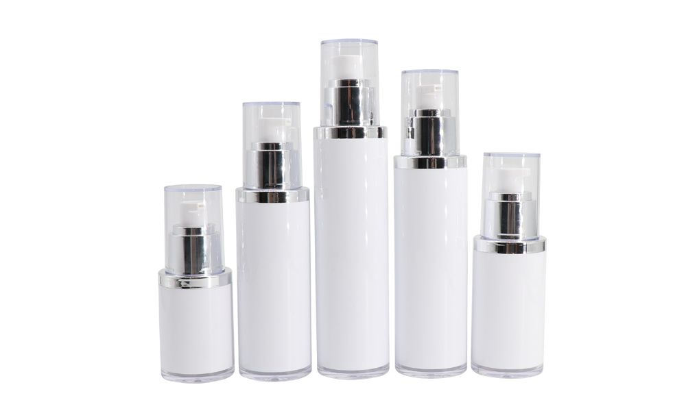 Cosmetic Airless Pump Bottle Featured Image