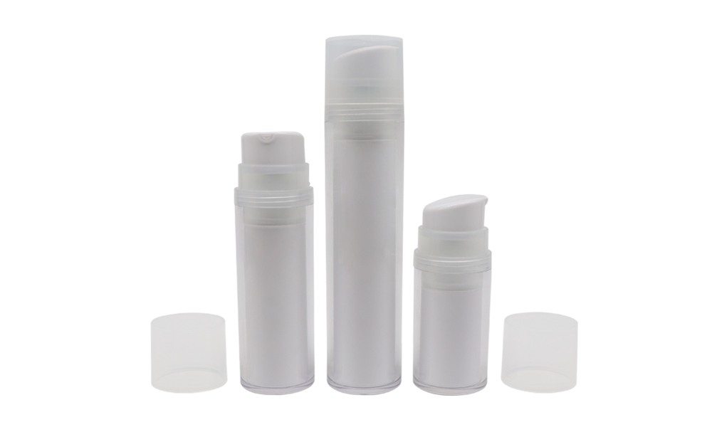 Refillable Airless Pump Bottle, Replaceble PCR Lotion Pump Bottle Featured Image