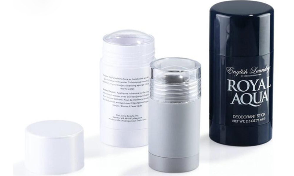 Twist Up Deodorant Stick Container, Twist Up Sunscreen Stick Container Featured Image