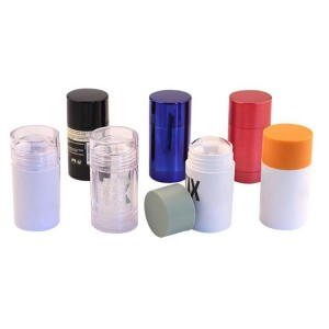 Wind up Moisture Stick Bottle, Twist Up Sunscreen Bottle