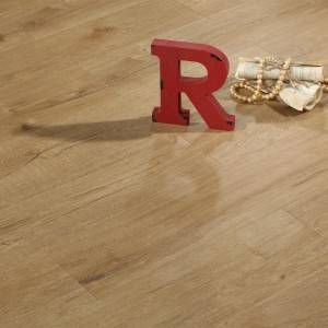 Damp-proof locking system laminate floor