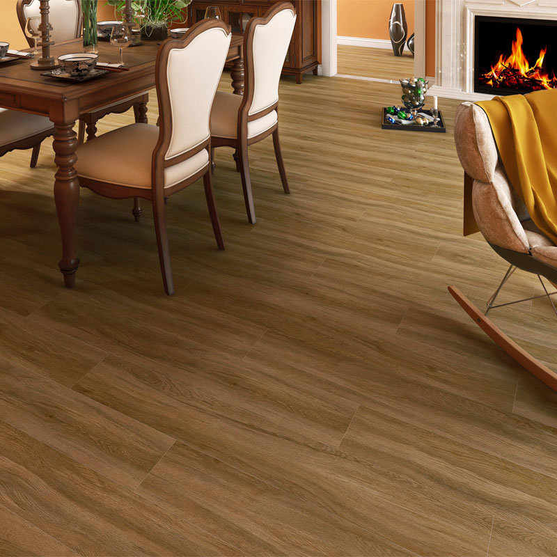 Quality Inspection for Dark Laminate Flooring -
