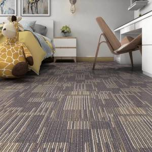 Carpet Pattern Vinyl flooring for Children Room and Kindergarten