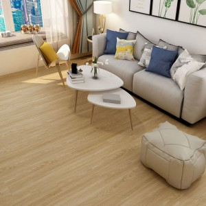 Waterproof SPC Flooring with Practical Use