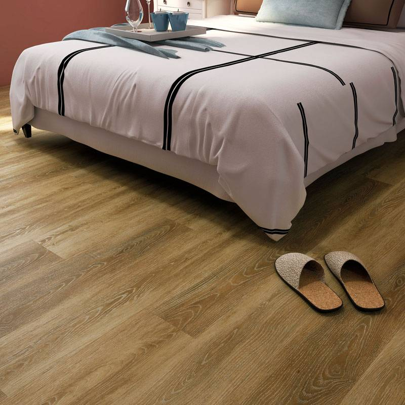 Fireproof Embossed Rigid Vinyl Floor