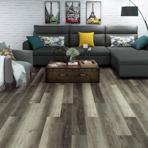 Hot sale Rubber Backed Laminate Flooring -