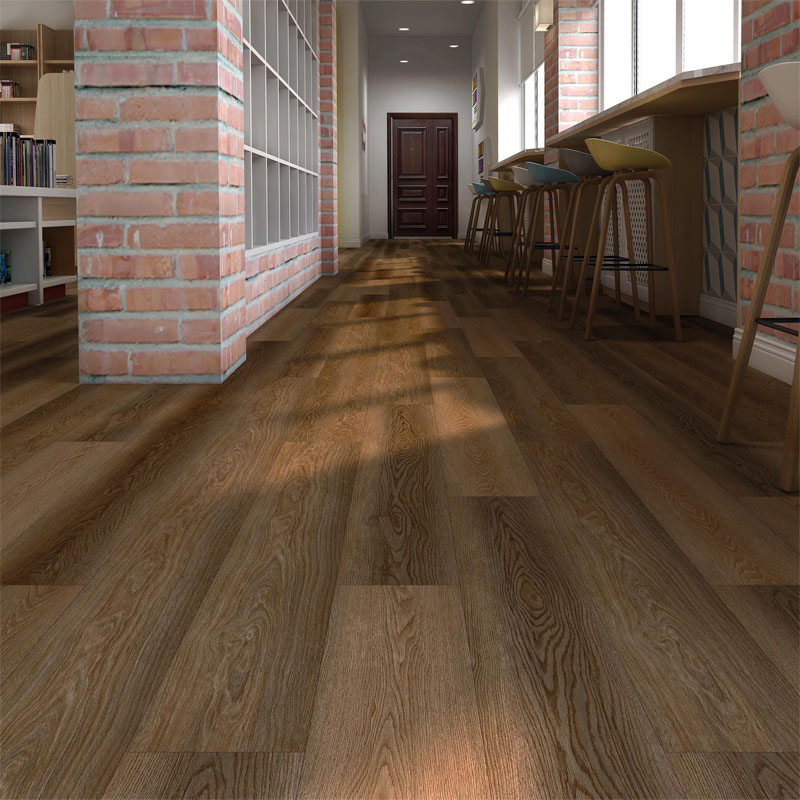 2019 China New Design Rigid Core Vinyl Plank Flooring -