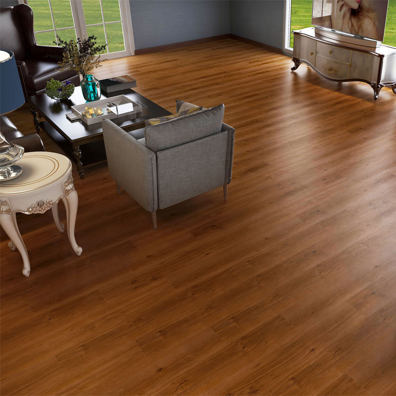 Factory Free sample Dark Wood Laminate Flooring -