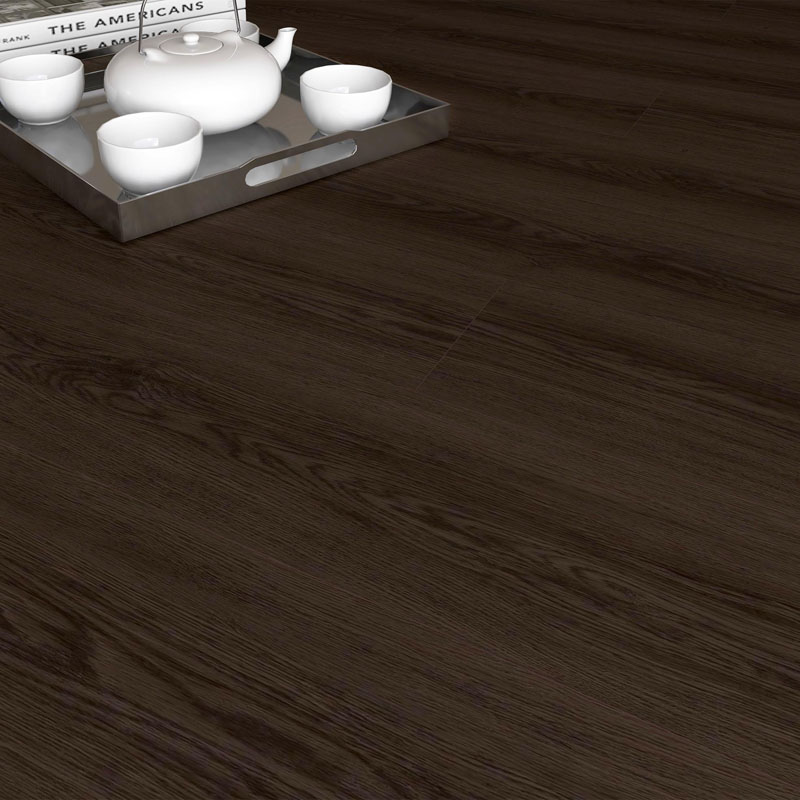 100% Original Factory Black Porcelain Floor Tile -
