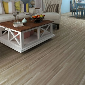 Professional Design Distressed Wood Vinyl Flooring -