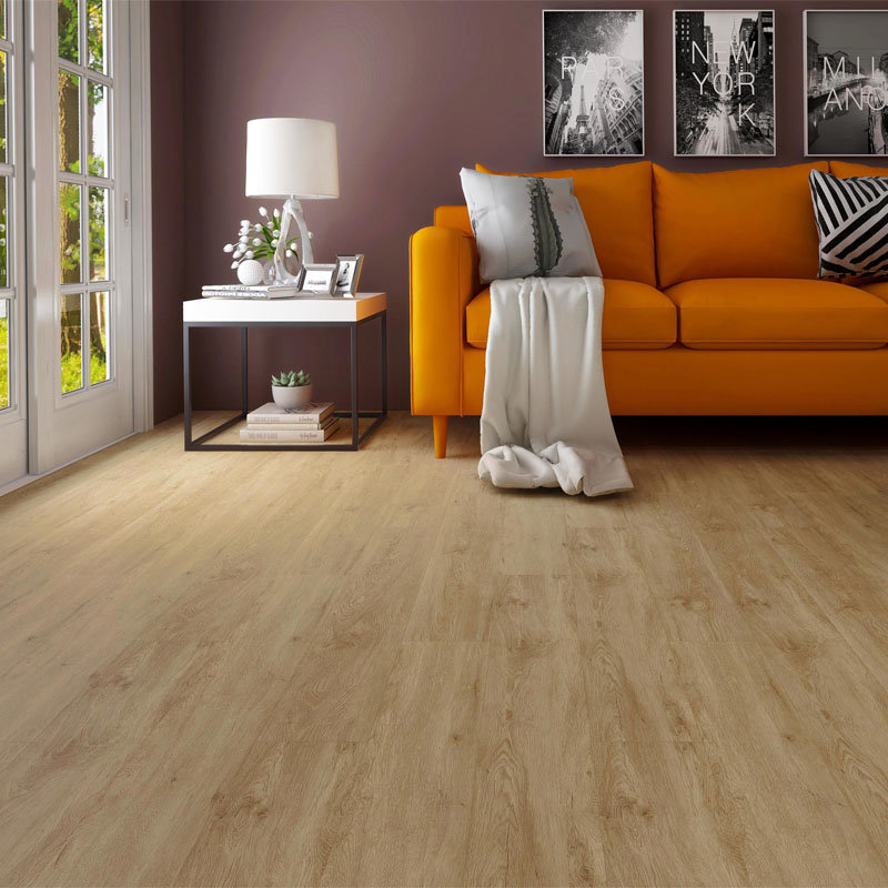 New Arrival China Mahogany Laminate Flooring -