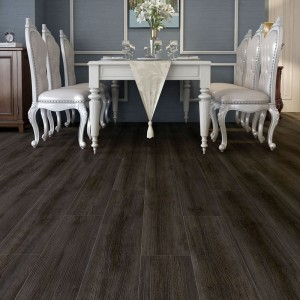 Cheapest Factory Dark Vinyl Flooring -