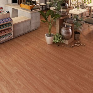 China Factory for Antique Oak Laminate Flooring -