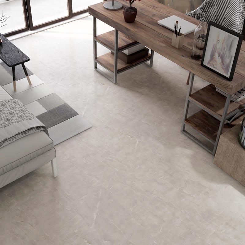 Anti-scrape Marble Hybrid Vinyl Click Flooring Featured Image
