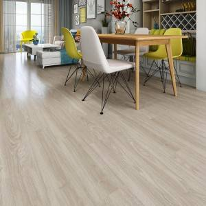 Oak Wooden Grain EIR SPC Click Flooring