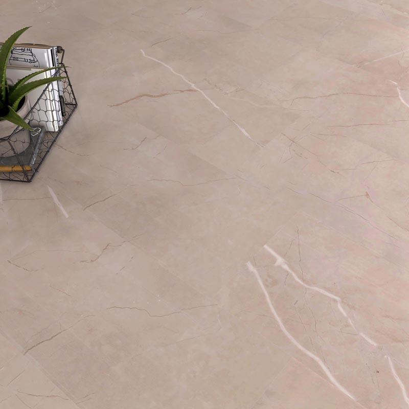 Stone Pattern Spc Vinyl Flooring For