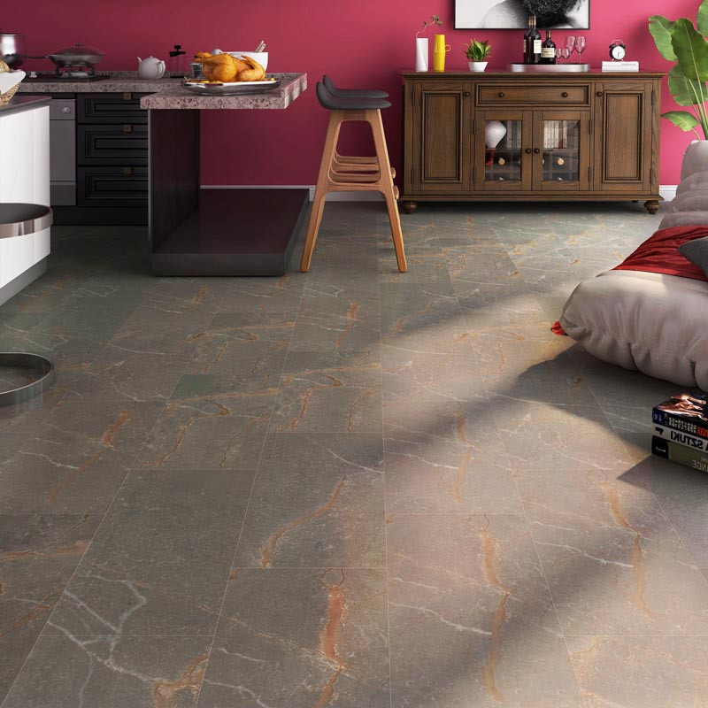 Top Quality Gray Porcelain Floor Tile -