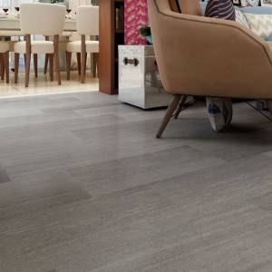 Cheapest Factory Toffee Oak Laminate Flooring -