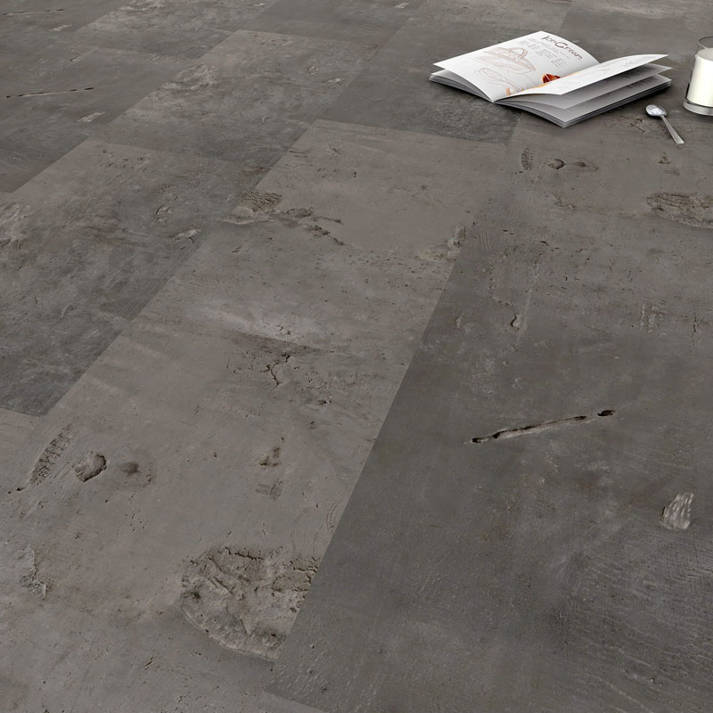OEM/ODM China Grey Wood Vinyl Flooring -