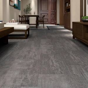 High Quality Black Vinyl Flooring -