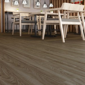 Factory Price For Spotted Gum Laminate Flooring -