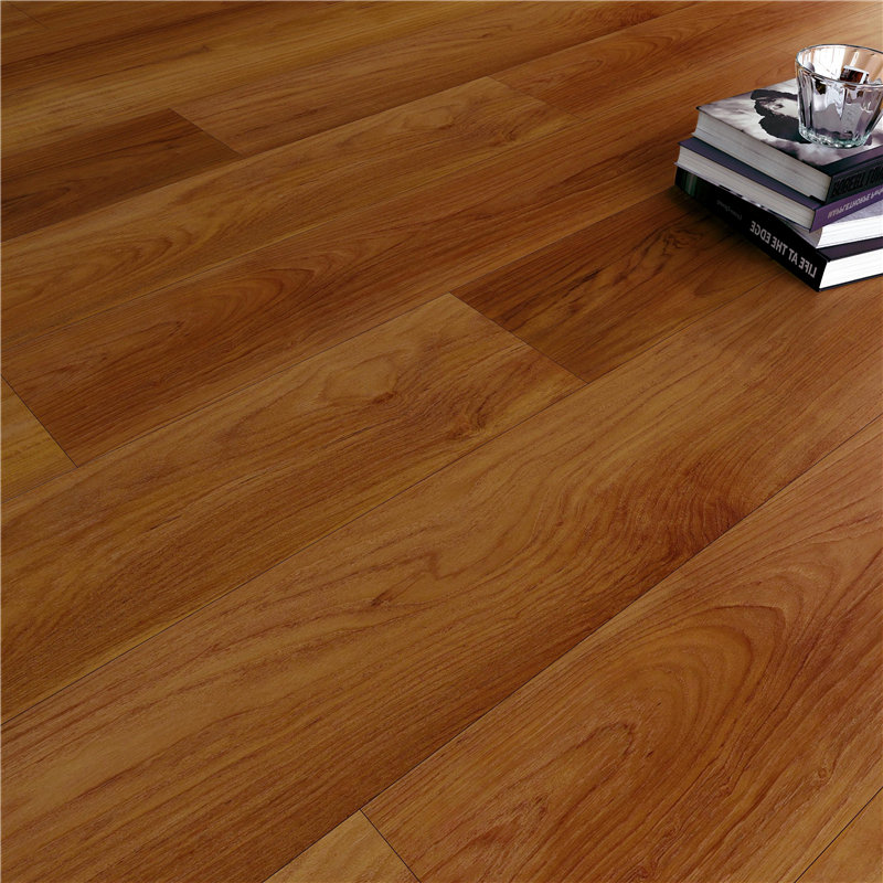 Factory Promotional Distressed Laminate Flooring -