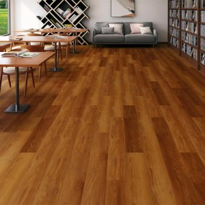Factory Promotional Spc Hybrid Flooring -