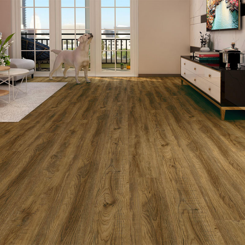 OEM Manufacturer Antique Hickory Laminate Flooring -