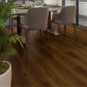 100% Waterproof SPC Vinyl Click Flooring