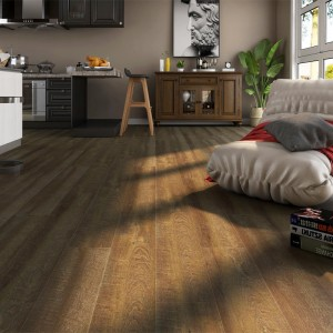 OEM Customized Cherry Wood Laminate Flooring -