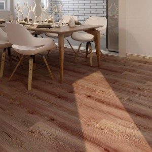 OEM/ODM China Gray Oak Laminate Flooring -