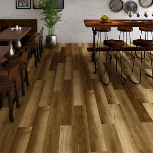 8 Year Exporter Oak Effect Vinyl Flooring -