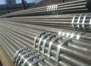 cold drawn seamless steel pipe for precision application