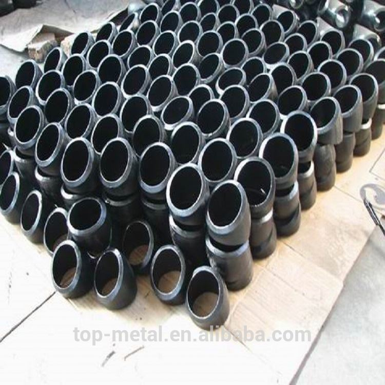 180 degree 3000lb sch40 carbon steel pipe siko