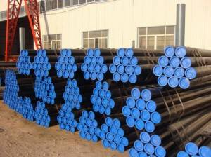 API 5L ASTM A106 A53 seamless carbon steel pipe