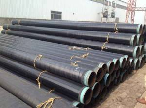 pipe api 5l gr x65 psl 2 carbon steel seamless 3pe coated