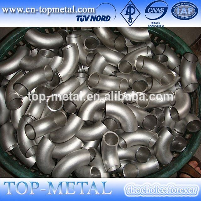 304l bw stainless steel elbow price