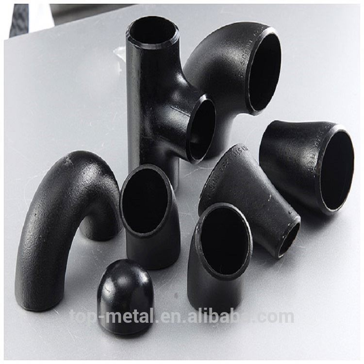 45 degree carbon steel pipe elbows