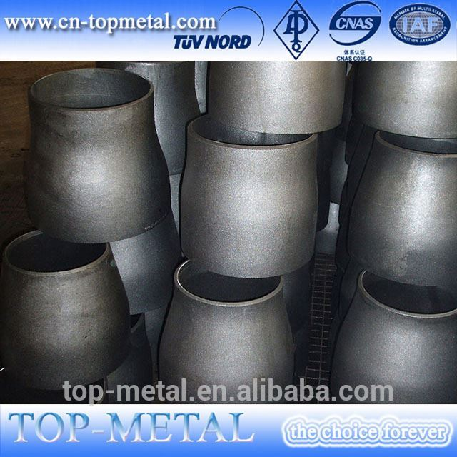 6 inch carbon steel stainless steel concentric reducer