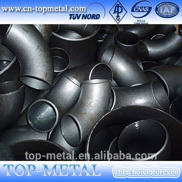 8 inch 90 degree carbon steel pipe elbow
