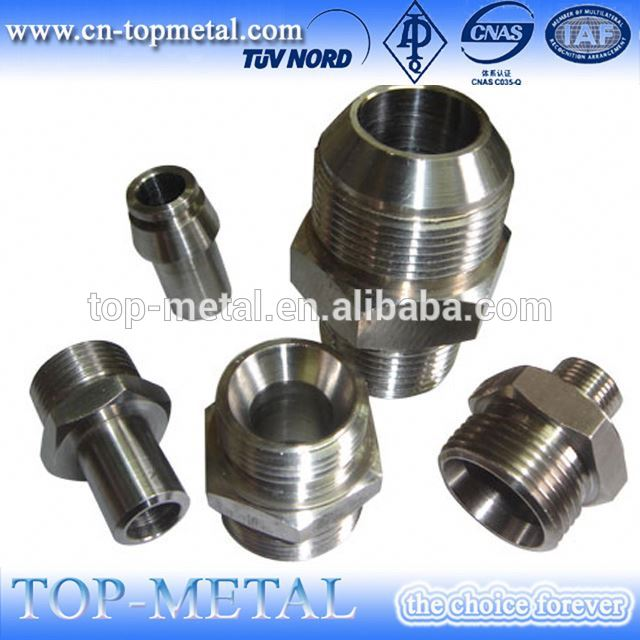 custom made metal precision cnc machine parts