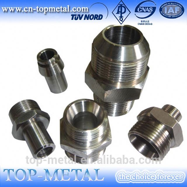 CNC mesin bagean logam mechanical