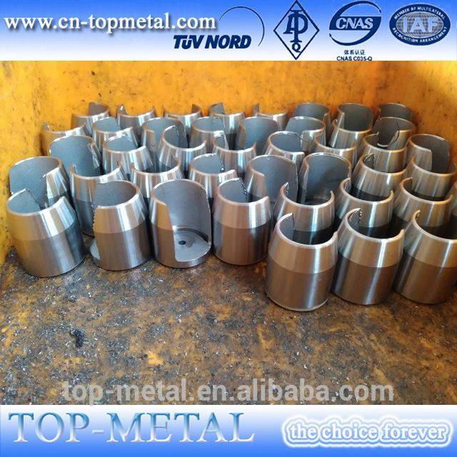 precision machining custom cnc titanium parts