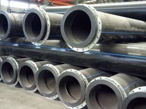 ID500mm Hdpe dredging pipe pe100