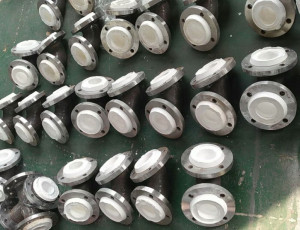 ptfe Lined Fittings ທໍ່