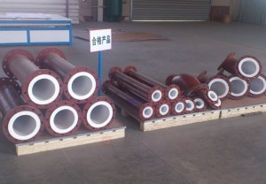 PTFE LINER PIPE SERIES PRODUCTS