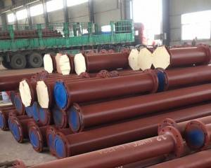 PTFE LINER PIPE SERIES ӨНІМДЕР