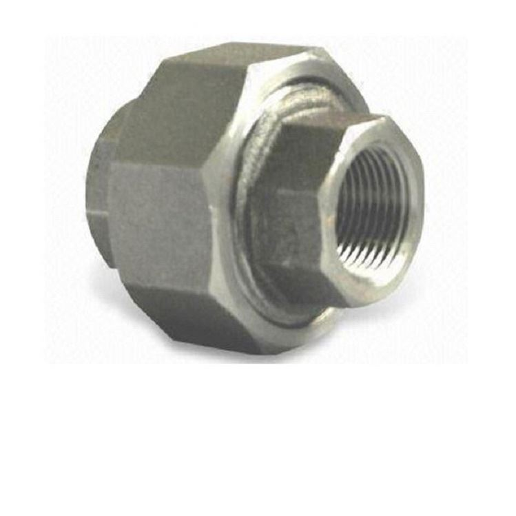 a105 black carbon ígwè threaded esorowo galvanized anwụrụ oyiyi akwa