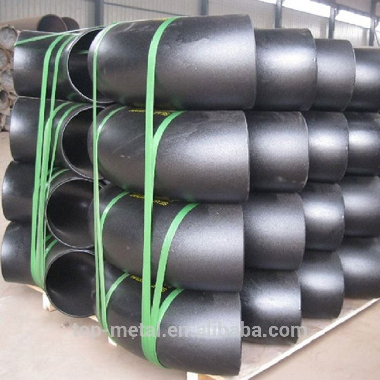 a234 wpb butt welded pipe fittings carbon steel elbow